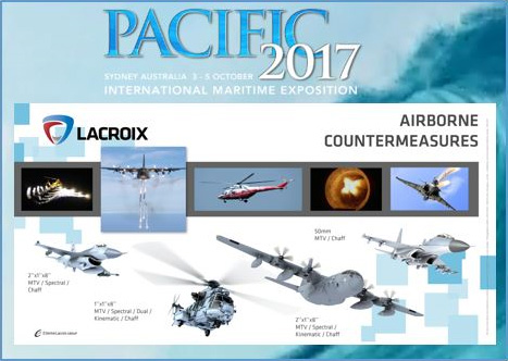 Lacroix Defense PACIFIC 2017 Airborne Countermeasures