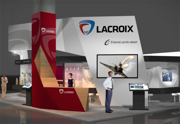 Paris Air Show 2019: countermeasures and new Air training systems to be featured at the LACROIX stand