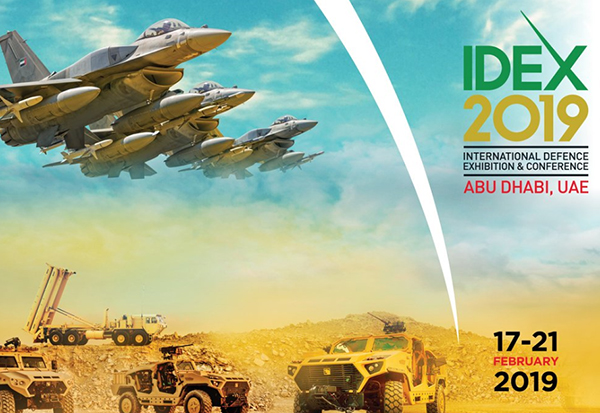 LACROIX at IDEX/NAVDEX