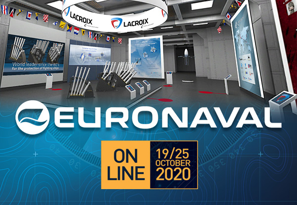 EURONAVAL 100% online: innovation & digital for this 2020 edition